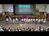 Танец Single Ladies - вожатые и дети