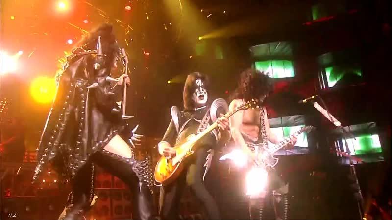 Kiss - Detroit Rock City 2006 Live Video 11111111
