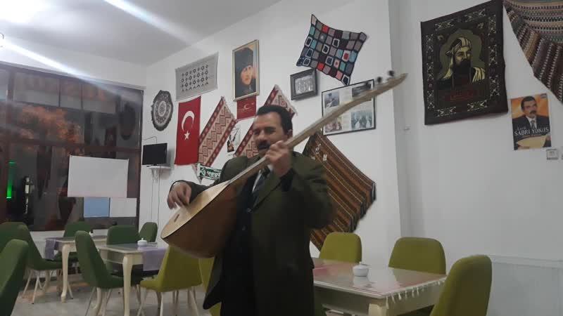 Карс Выступление ашуга Сабри Йокуша