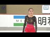 Alina Zagitova - FS, 158.50 (Nebelhorn Trophy 2018)