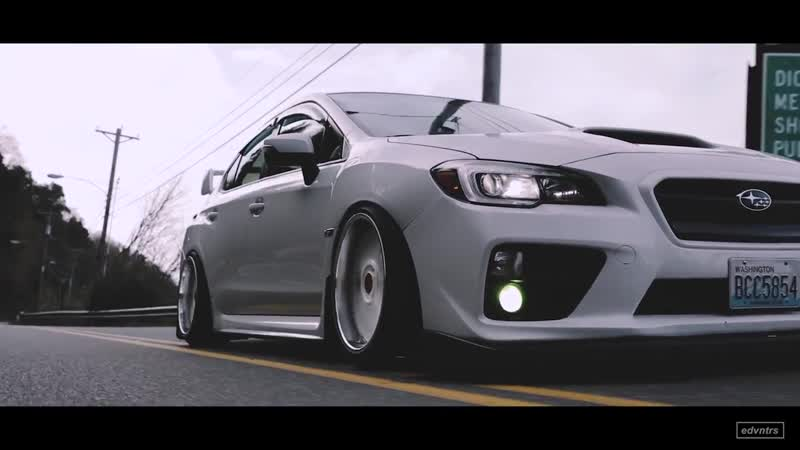 Justins Bagged Subaru STI | Perfect Stance