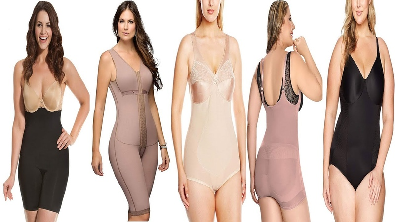 Best Plus Size Shapewear For full Body Of Big Woman | Shaper Also Control Your Tummy