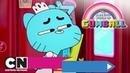 Удивительный мир Гамбола   Безответственные братья Платье (серия целиком)   Cartoon Network