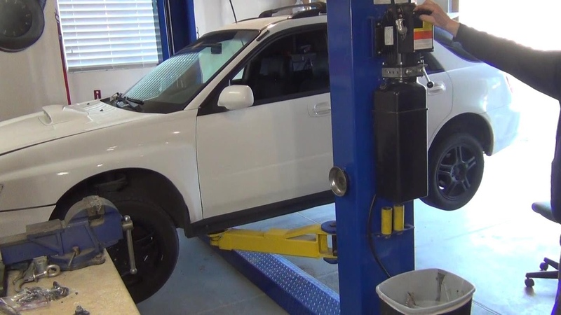 Watch this Video BEFORE Installing a Vehicle / Car Lift!