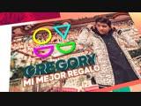 Gregory Quintana - Mi Mejor Regalo (2 Ver.) Lyric Video США 2018