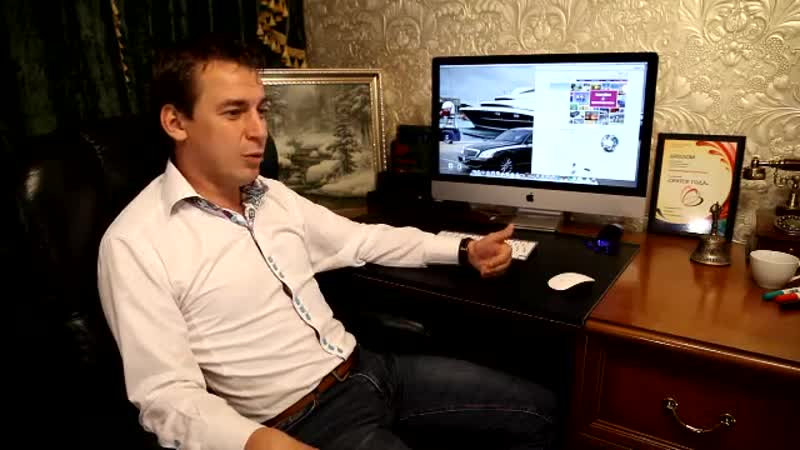 Интервью с Александром Перевезенцевым