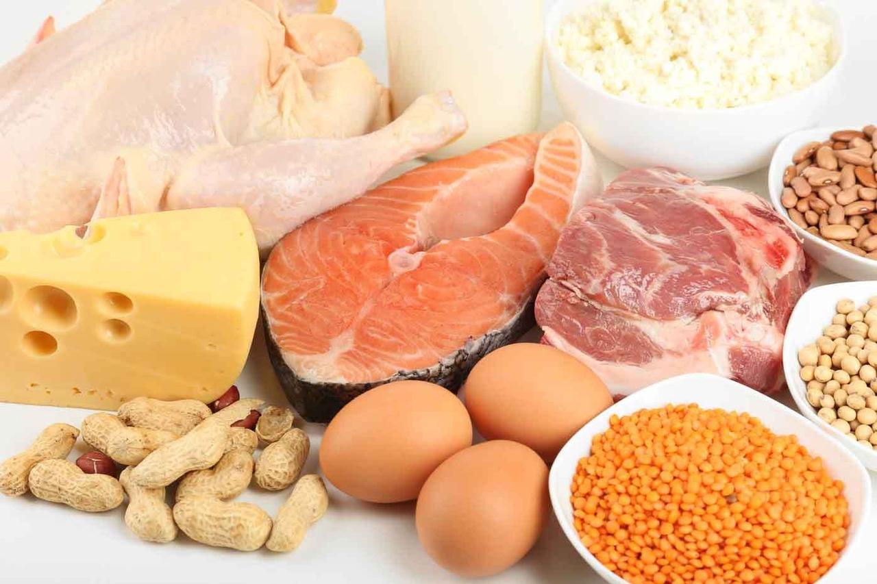Как восполнить белок в организме
