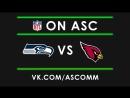 NFL Seahawks VS Cardinals