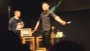 Jensen does his dance - Jibcon 2013 (WOP version)