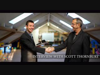 Interview with Scott Thornbury | Dmitry Nikitin School