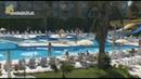Hedef Resort Hotel Alanya Turecko