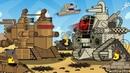 Смерть монстра Мультики про танки