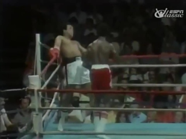 Muhammad Ali`s reflex U Can't Touch This