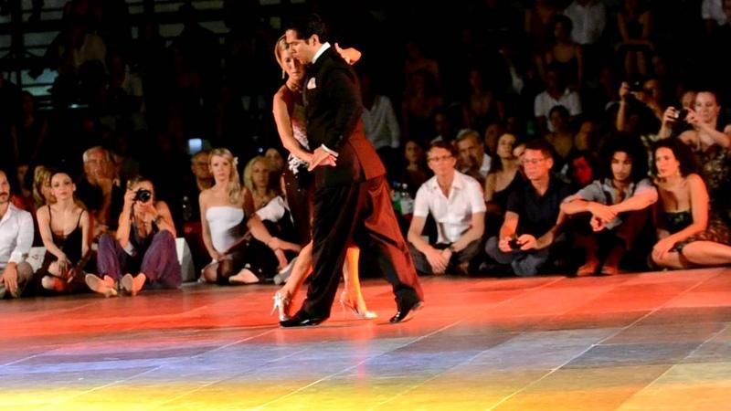 Sebastian Arce - Mariana Montes, Siracusa tango festival, Invierno