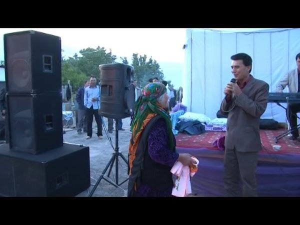 Aman Kadyrow Söýgülim gelýä Ejejan Kepderi Türkmen toýy