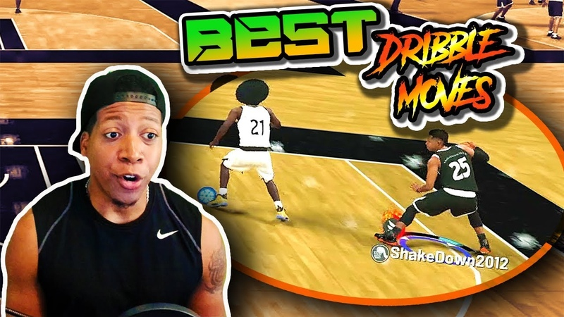 Best Dribble Moves For A Slasher Animations Update - NBA 2K19 JRC