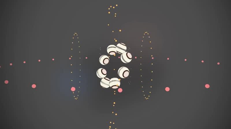 Анимация работы Кандинского
