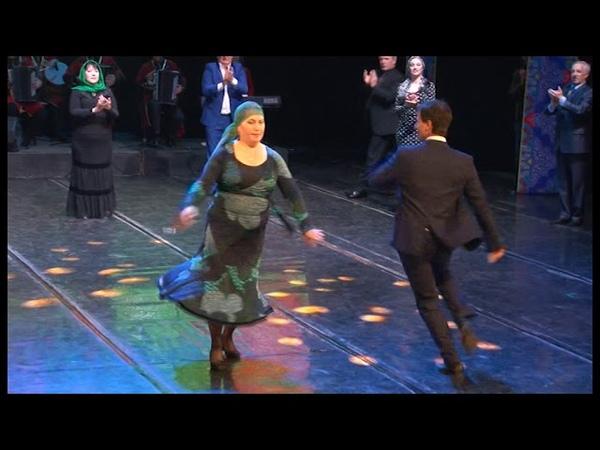 Танец ветеранов Ан Малодость Дагестана Молодость 14