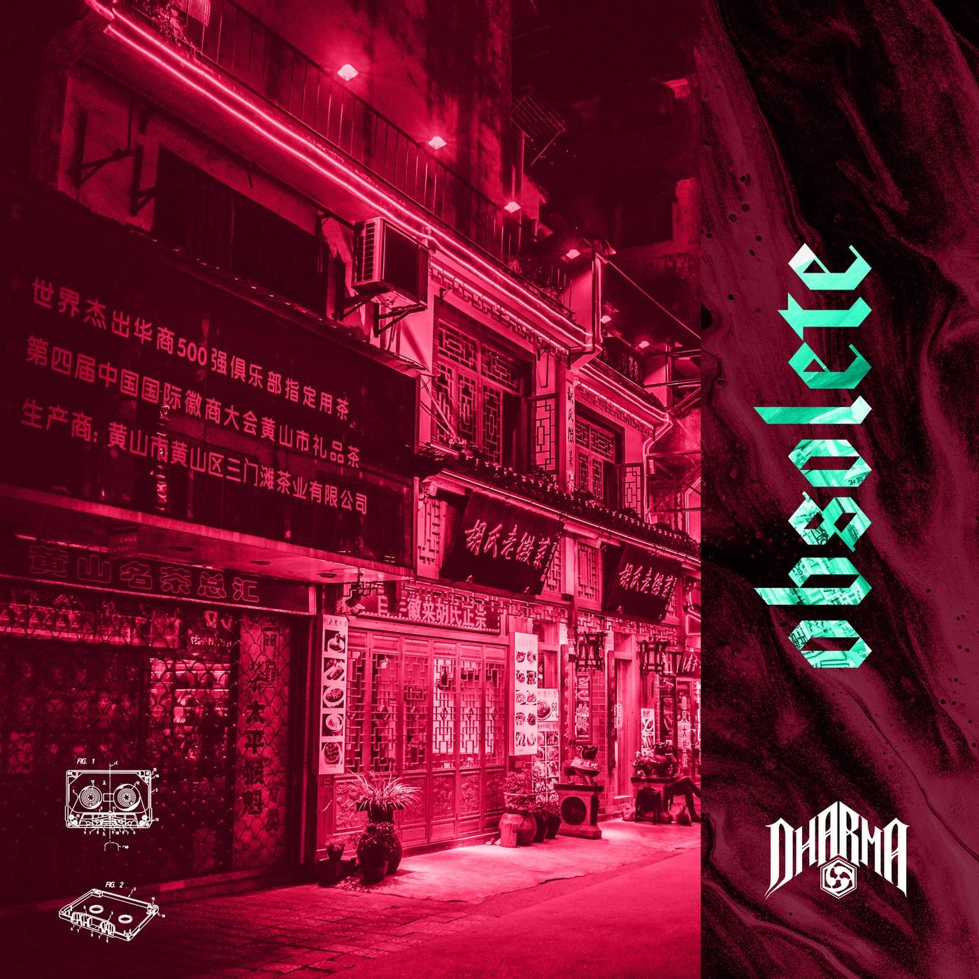Dharma - Obsolete [EP] (2019)