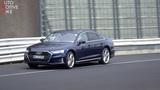 Новый Audi S8 (D5) на Нюрбургринге  Audi Info