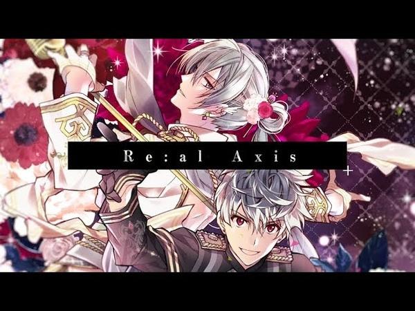 Re:vale 1stアルバム『Re:al Axis』2018.12.5 on sale!