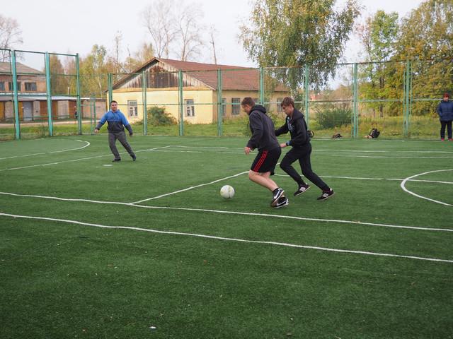 Первенство колледжа по мини-футболу