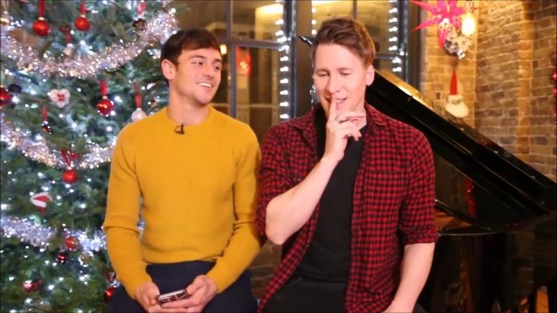 Том и Дастин задают друг другу вопросы | Husband Tag (рус. субтитры)