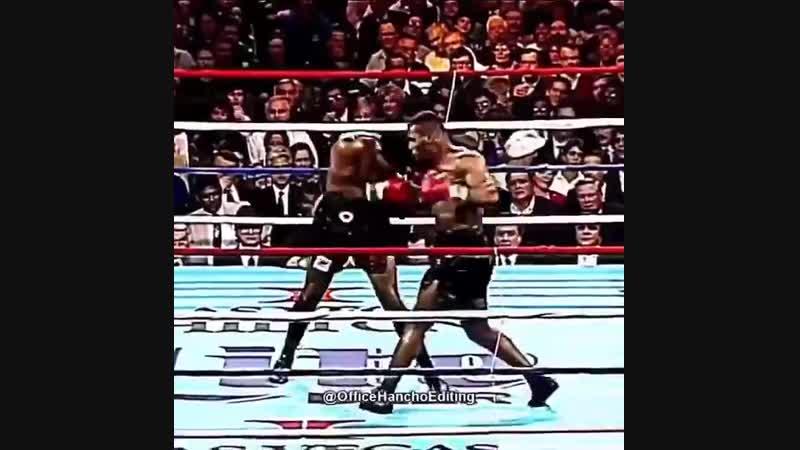 Прессинг Майка Тайсона и завоевание титула самого молодого чемпиона мира в супертяжах