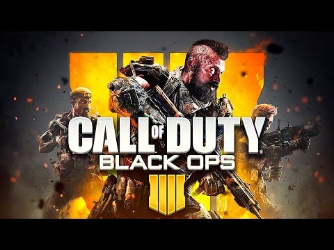 Call of Duty Black Ops 4 Multiplayer Blackout Gameplay COD BO4 Multiplayer Gameplay