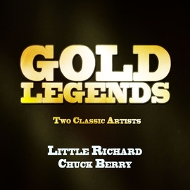 Chuck Berry альбом Gold Legends - Two Classic Artists