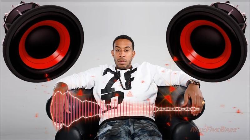 Ludacris - Move Bitch (DJ Ruckus Remix) (BASS BOOSTED)