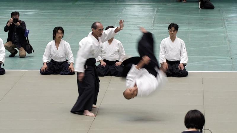 Aikido Hiroshi Tada - 56th All Japan Aikido Demonstration 2018