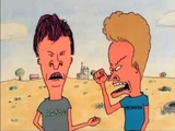 Beavis and Butthead Iron Man