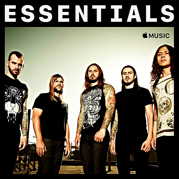 As I Lay Dying - Essentials