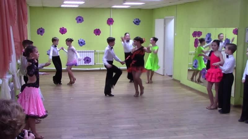 Отчетный концерт кол-ва КОНСТАНЦИЯ (23 05 2019г) -14