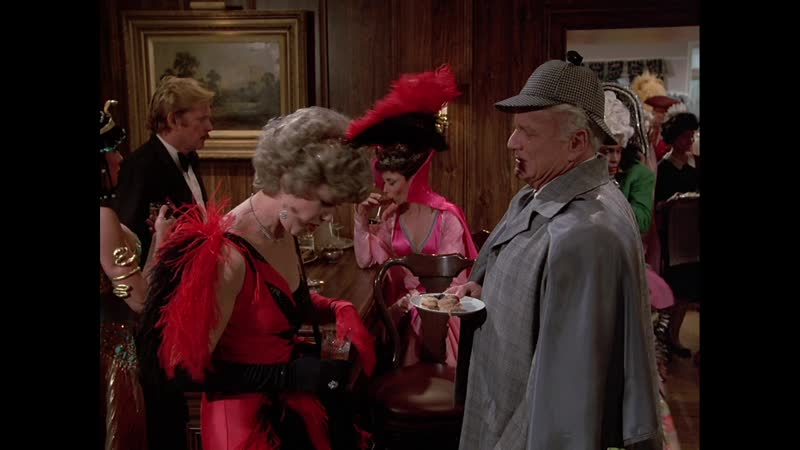 Она написала убийство HD - 1 сезон 0 серия. Часть первая [Murder She Wrote - S01 E00 The Murder of Sherlock Holmes.Part 1](1984)