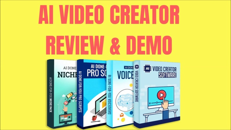 AI Video Creator Review and Demo Get First Look At AI Video Creator Plus bonus Offer