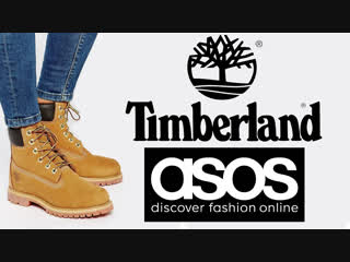 Оригинальные женские ботинки Timberland Доставка из Британии в Украину. ASOS