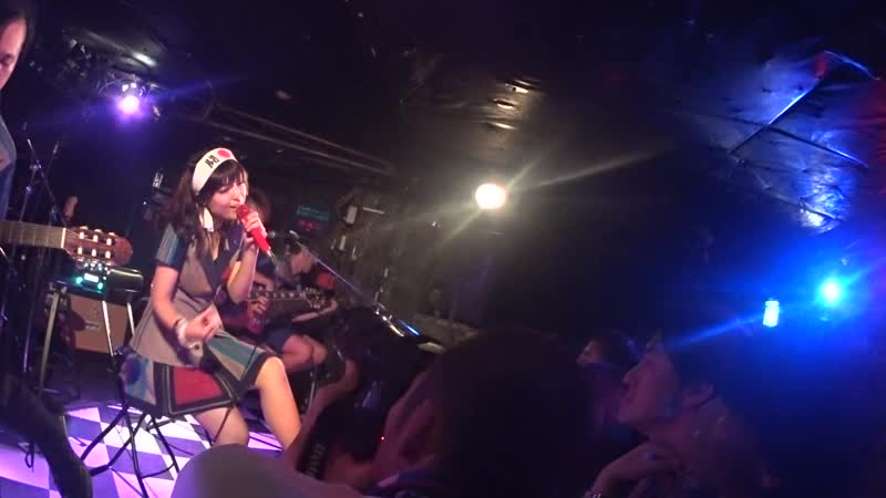 LUI◇FRONTiC◆Matsukuma JAPAN Saiko acoustic Live at Shimokitazawa SHELTER 2014 08 19