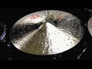 Ride 20 Sweet Sound Demo - Diril Cymbals Italia