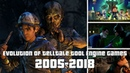Evolution of Telltale Tool Engine Games 2005-2018
