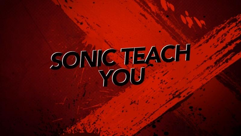 Sonic Self Defense ( fan trailer )