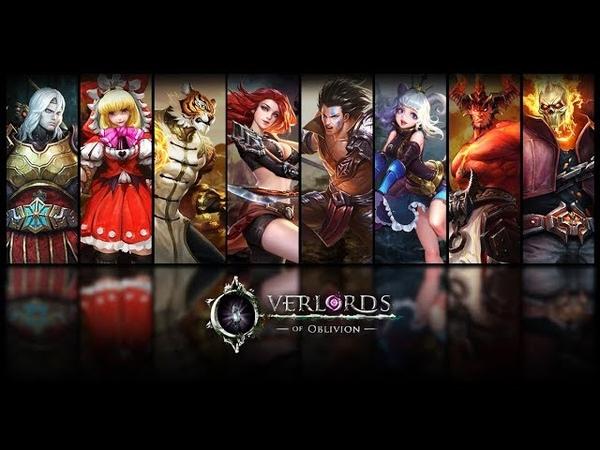 Overlords Of Oblivion Геймплей Трейлер