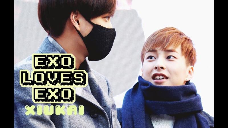 EXO LOVES EXO XiuKai