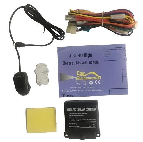 Контроллер автоматического управления светом фар
