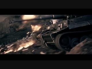 Новый ролик World of Tanks