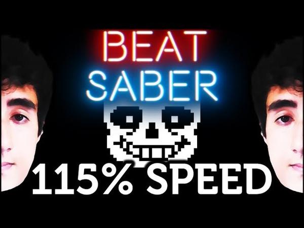 Dm dokuro  -  reality check through the skull     expert  115% SPEED  [beat saber]