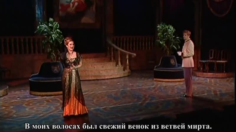 Lukács Anita és Vadász Zsolt — Emlékszel még? (Csárdáskirálynő), 2010 [rus sub]