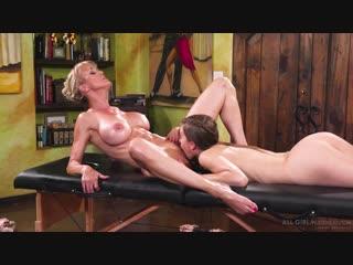 All Girl Massage Brandi Love Jill Kassidy Friendly Competition
