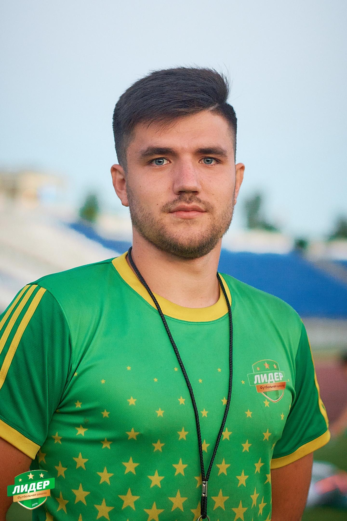 тренер Тимуркаев Ильдар Маратович